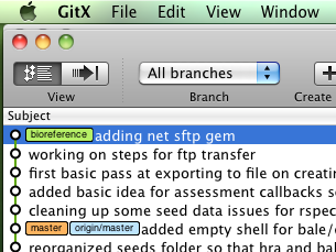 Git: D'OH! I didn't want to delete that branch! · Los Techies