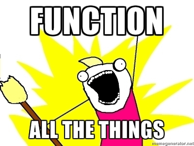 FunctionAllTheThings