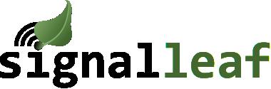 Signalleaf logo