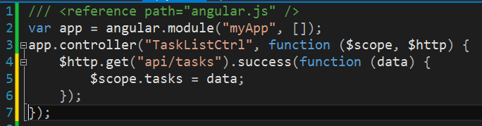 AngularJS–Part 5, pushing data to the server · Los Techies