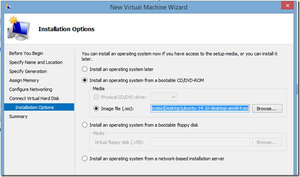 Creating an Ubuntu developer VM on Hyper-V · Los Techies